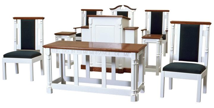 Chancel Furniture Sanders Church Furnishings